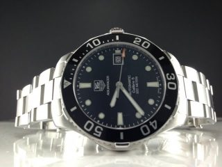 Tag Watches - 3 Bestselling TAG Heuer Aquaracer Stainless Steel Mens Watches