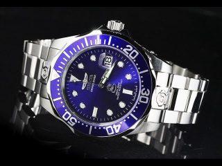 Invicta Watches - 3 Great Invicta Pro Diver Automatic Mens Watches
