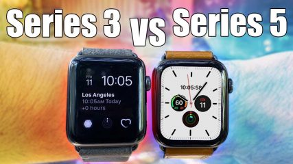 Series 5 VS Series 3 - Which Apple Watch Should YOU BUY? (In-Depth Review)